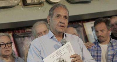 """Palazzo dijo que la reforma previsional es un """"saqueo a los jubilados"""""""