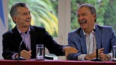 Macri vuelve a Córdoba y su cercanía con Schiaretti provoca ruidos en Cambiemos y en el PJ