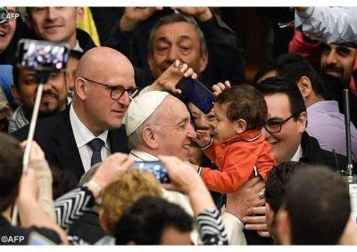 Papa: ONG católicas lleven la luz del Evangelio a las periferias del mundo