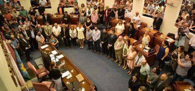 Asumieron los concejales electos en Presidente Perón