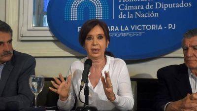 Cristina Kirchner apeló su procesamiento con prisión preventiva en la causa AMIA
