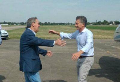 Macri supervisó avances en una obra clave en Córdoba