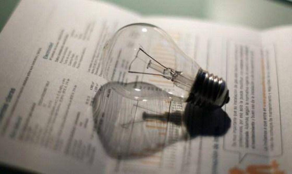 Autorizarán subas de entre el 23 y el 34% para la electricidad desde febrero