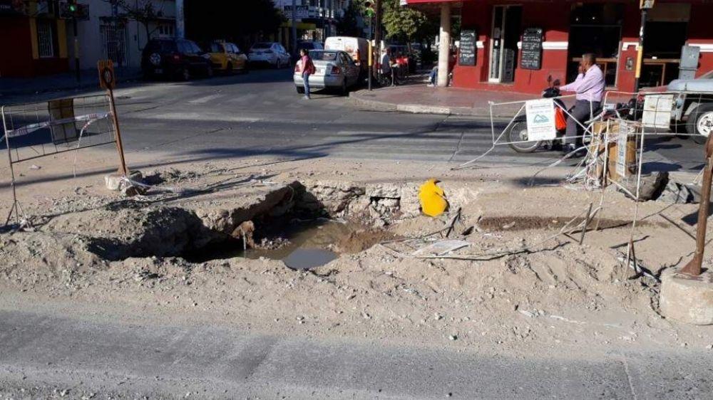 Proyecto para evitar accidentes en zonas de obras en la vía pública