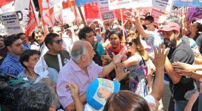 En Córdoba, contra Macri, Schiaretti y los legisladores