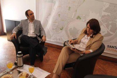 Obras Menores: Santa Fe y Rosario quieren ser incluidos en el Fondo