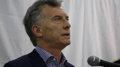 Mauricio Macri sumó dos desafíos: desterrar el fantasma del 2001 en las calles y evaporar la denuncia de
