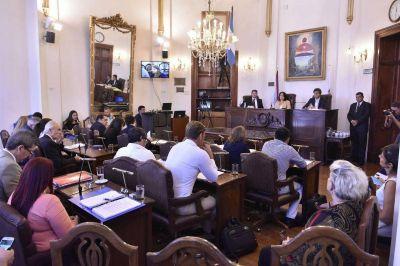 El Concejo Deliberante de Paraná aprobó un importante aumento de tasas