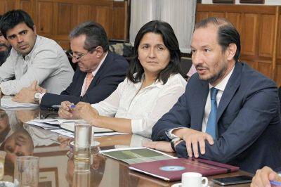 Saravia detalló las obras públicas que se harán el año que viene