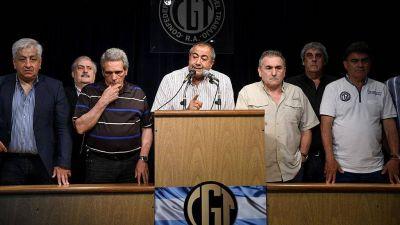 Macri intentó sacar la reforma por decreto y la CGT amenazó con un paro
