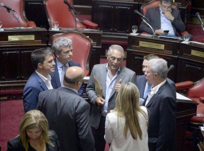 Sin la presencia de Unidad Ciudadana, el Senado abrochó las leyes de la Cámara baja