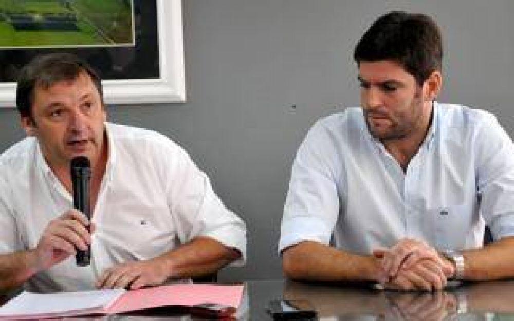 Renunció el intendente de Ayacucho, Pablo Zubiaurre, y lo reemplazará Emilio Condonnier