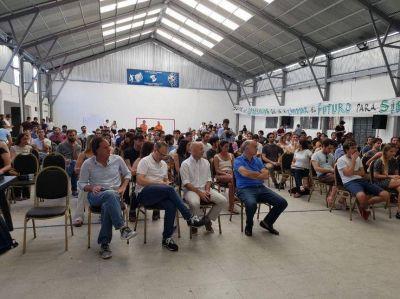 Los sub-40 de Cambiemos y un encuentro en Lanús