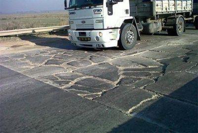 Control del peso de cargas de camiones