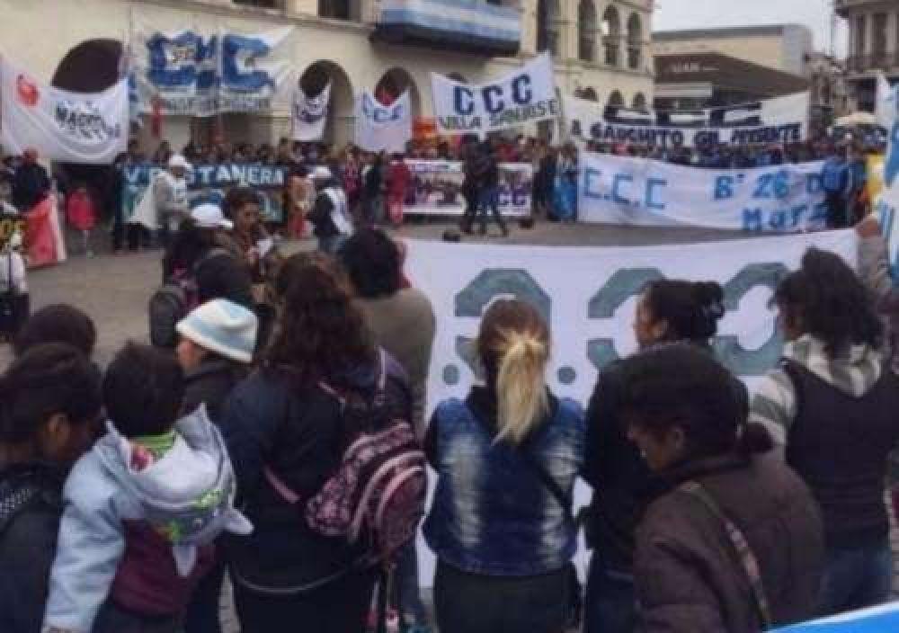 ADP, ATE y varias organizaciones sociales convocan a un paro y movilización en Salta