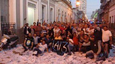 Andino se impuso en la interna justicialista y será el nuevo titular del PJ nicoleño