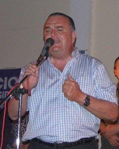 Con 360 votos, Carossi ganó la interna del Partido Justicialista