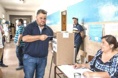 Mazzutti es el nuevo presidente del Partido Justicialista de Junín