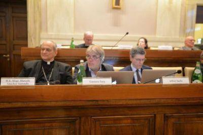 Cambio Climático: Vera en el Vaticano