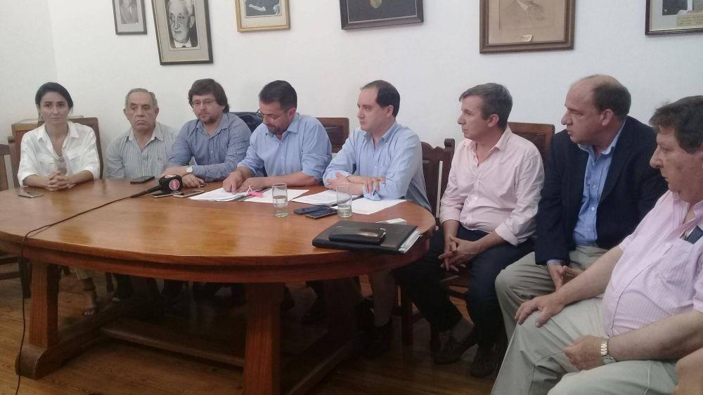 Legisladores provinciales de Cambiemos pidieron apoyo a la reforma previsional