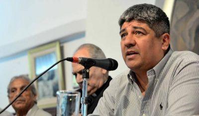 Pablo Moyano llamó a acompañar las medidas de fuerza de la CGT