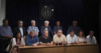 La CGT lanzará un paro contra las reformas