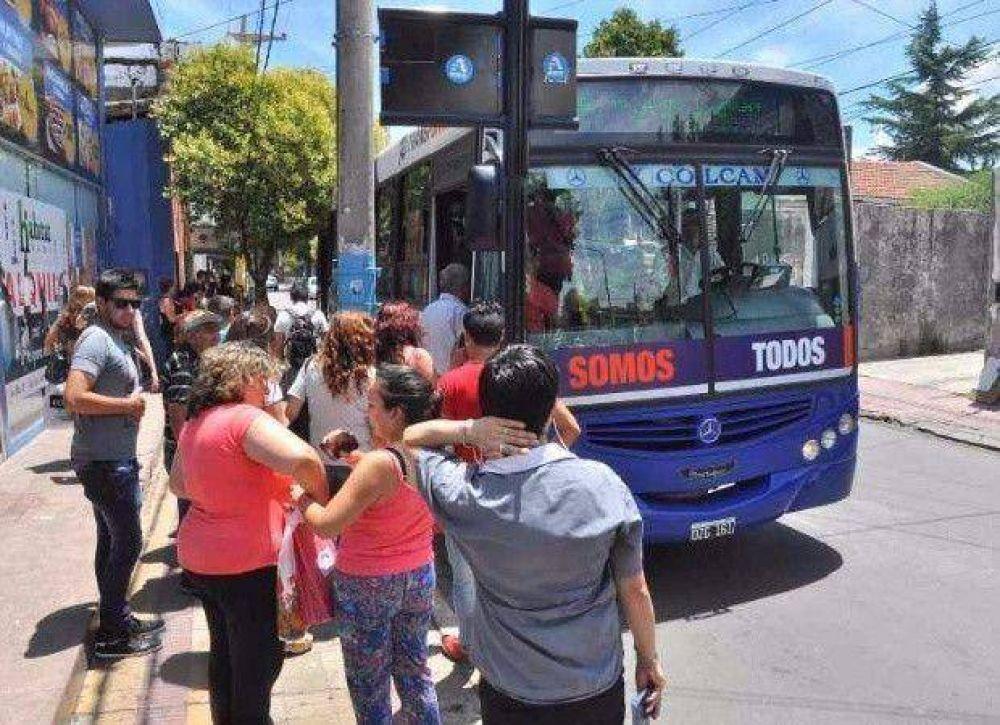 Paro nacional: los dos gremios de San Luis anunciaron que el servicio será normal