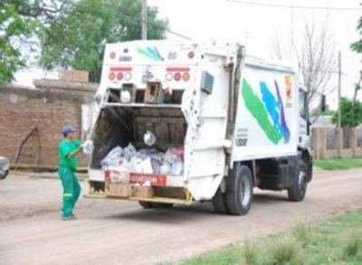 Sin servicio de recolección de residuos en Junín