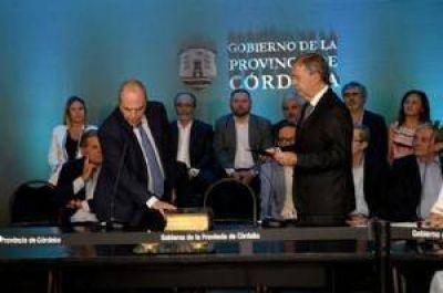 Ricardo Sosa asumió como ministro de Obras Públicas y Financiamiento