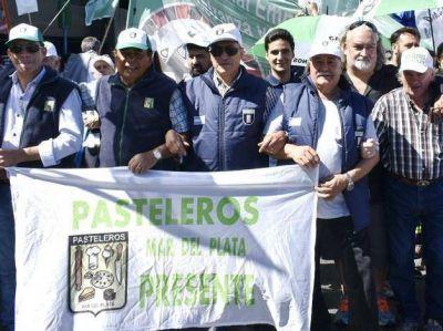 """Pasteleros: """"Después van a venir por la reforma laboral y no lo podemos permitir"""""""