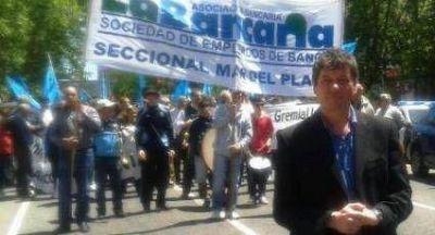 Bancarios repudiaron la reforma que quiere implementar Vidal