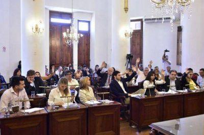 Concejales de Cambiemos y el Frente Renovador sancionaron el Presupuesto Municipal de Paraná