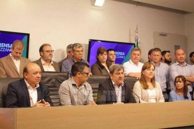 El gabinete chaqueño respaldó las políticas de Domingo Peppo
