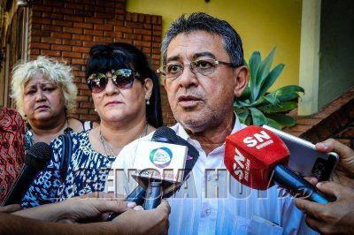 EMPLEADOS DE LA MUNICIPALIDAD DE POSADAS SE ADHIEREN AL PARO NACIONAL CONVOCADO POR LA CGT