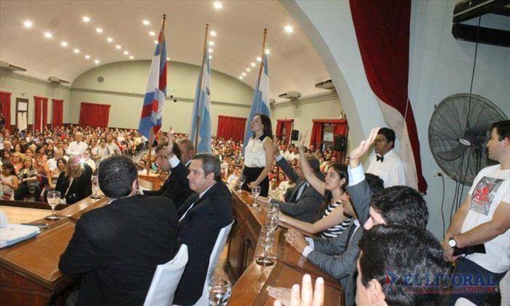 Concejo: habrá hoy sesión extraordinaria con agenda atravesada por el factor económico