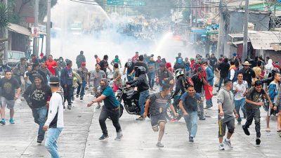 La oposición presentó pruebas en la OEA