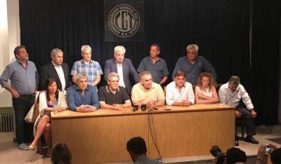 Rige el paro nacional de CGT tras la aprobación de la reforma previsional