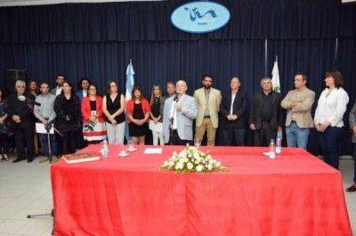 Villa Mercedes: asumieron 21 nuevos funcionarios del gabinete de Merlo