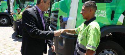 El municipio implementa un nuevo sistema de gestión de residuos domiciliarios en el centro de Avellaneda