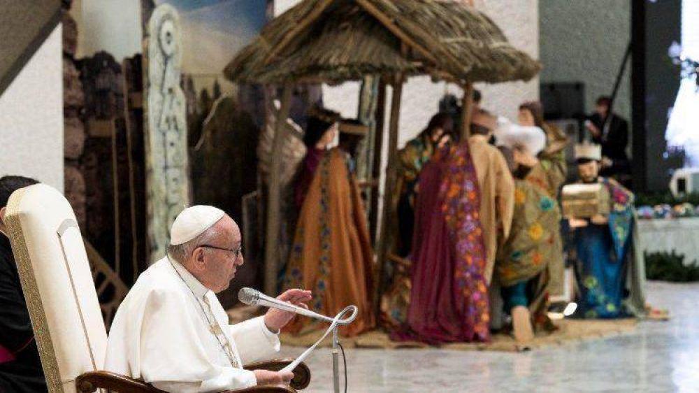 """Catequesis del Papa: """"La Misa hace presente el misterio pascual"""""""