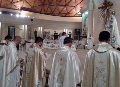 Tucumán tiene cinco nuevos sacerdotes