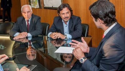 Sáenz cruzó al Gobierno por la quita de aportes a los municipios