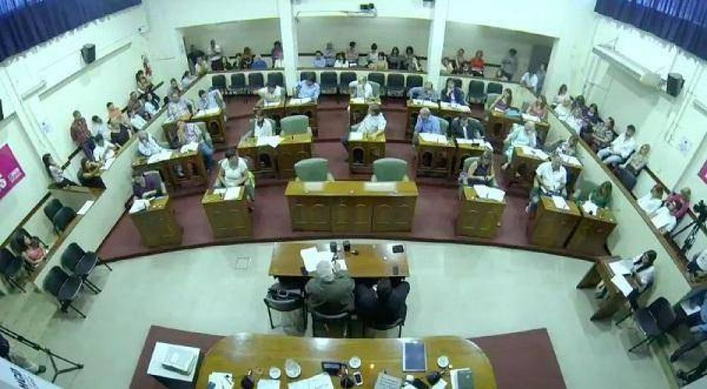 El HCD de San Isidro aprobó la adhesión a la Ley Provincial de Responsabilidad Fiscal Municipal