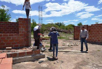 Avanza la construcción de viviendas del Plan Solidaridad de La Florida