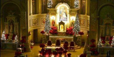 5 citas de santos sobre cómo acercarse a la Eucaristía con un verdadero espíritu navideño