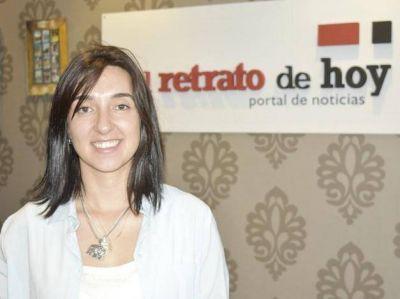 Yanina Jatum, la joven mujer que conducirá los destinos de UTEDYC Mar del Plata