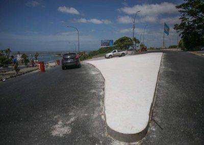 Seguridad vial: realizan nuevos cruces en distintos puntos de la costa