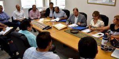 Clorinda: El IPV ejecutará obras de pavimento y desagües