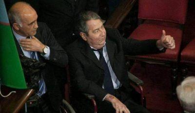 Murió el senador provincial Aldo San Pedro