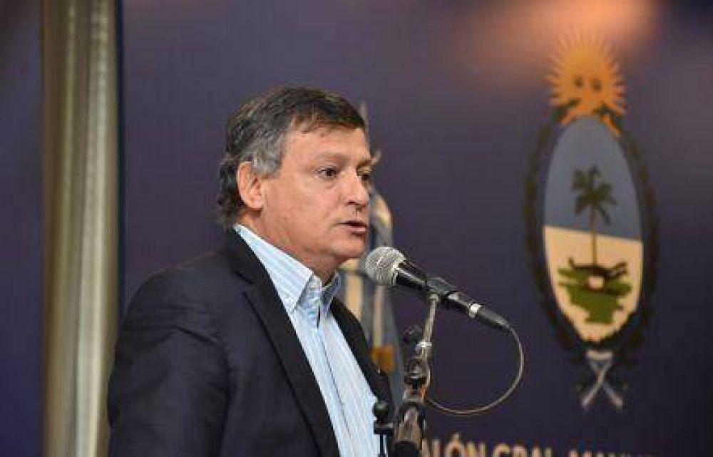 """""""No nos ponían un revólver en la cabeza"""", dice Peppo sobre el apoyo a las reformas de Macri"""